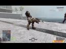 Battlefield 4 Рандомные Моменты 99 (LAV Троллинг, Идеальный Респаун!)