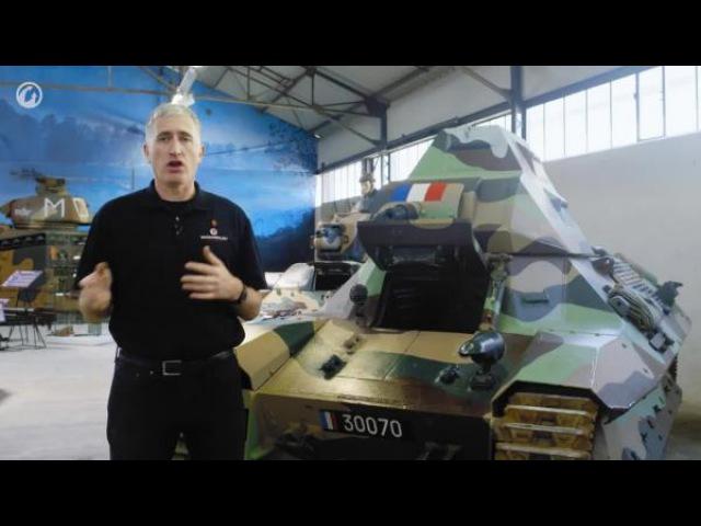 World of Tanks - Загляни в FCM 36. В командирской рубке.