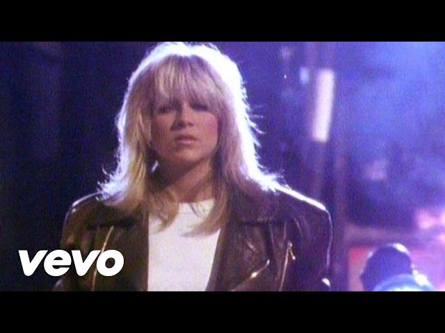 SAMANTHA FOX I Surrender To The Spirit Of The Night clip 1987