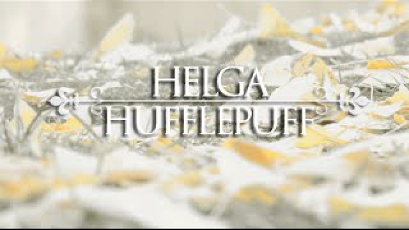 The Hogwarts Founders ● Helga Hufflepuff