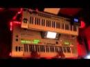 Love theme - flashdance / Giorgio Moroder played on Tyros 3