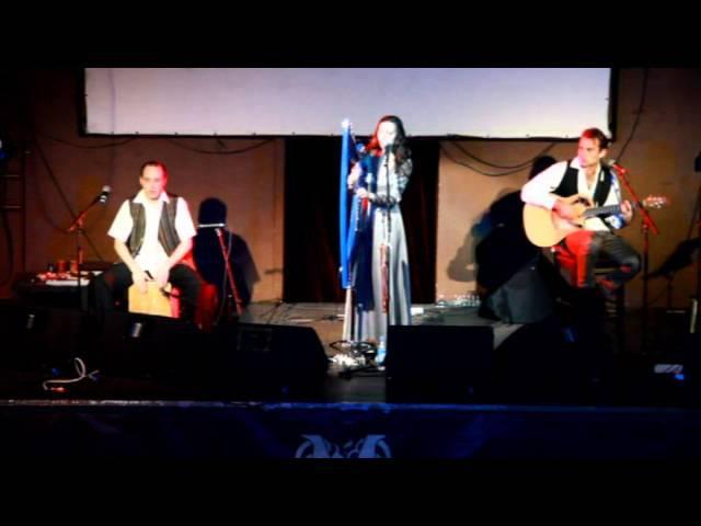 An hini a garan performing by Meldis (Russia)