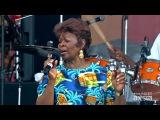 Irma Thomas - New Orleans Jazz &amp Heritage Festival 2015 США.