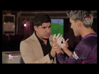Yagshy Goshunow we Myrat Mollayew - Ronaldo Messi | 2017 (Degishme)