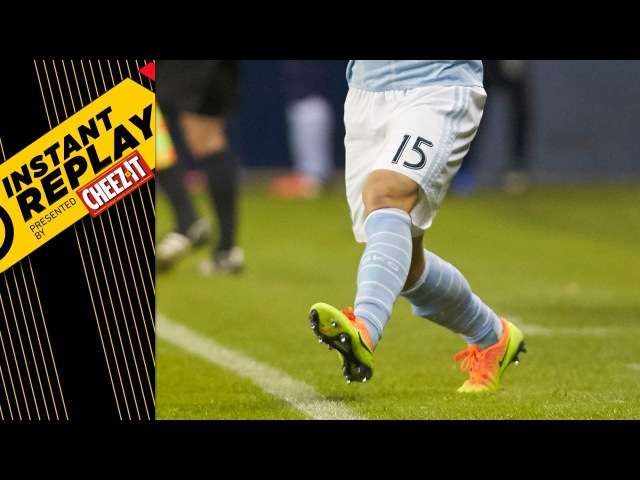 Throw-in talk in NYC, Watson's clothesline, RSL's PK gripe | INSTANT REPLAY