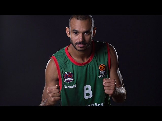 2016 17 Turkish Airlines EuroLeague Best Defender Adam Hanga Baskonia Vitoria Gasteiz