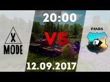 КВ Mode X vs Panda от лица Dozor