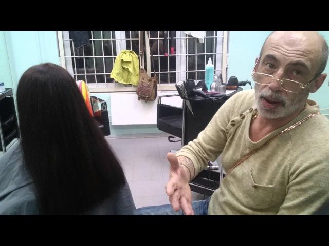 Вся правда о полировке сечённых волос специальными насадками на машинку Вартан Болотов