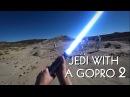 Jedi With a GoPro 2