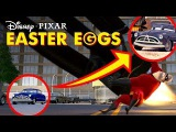 Our Favorite Pixar Hidden Easter Eggs &amp Secrets