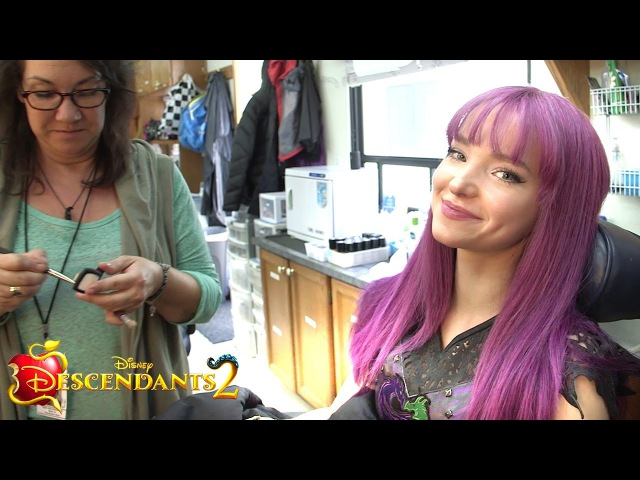 Get Real with Dove Cameron Descendants 2