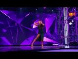 Танцы: Лена Пуль (Светлана Лобода - Мишка, гадкий мальчишка!) (сезон 4, серия 2) из се...