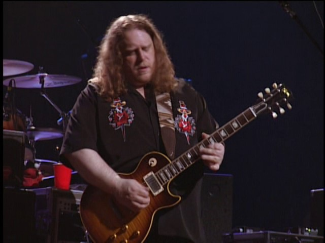The ALLMAN BROTHERS BAND - One Wau Out ( Один Выход ) ( Live At The Beacon Theatre , New York \ 2003 г ) ( ВЕЧНАЯ