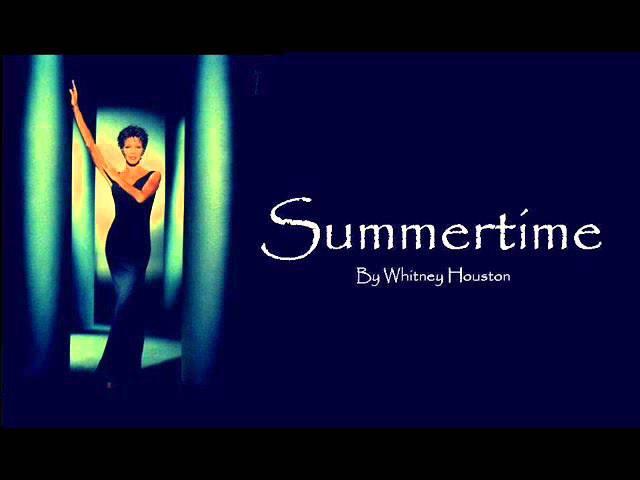 Whitney Houston Summertime