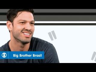 Big Brother Brasil 17: Luiz Felipe é comerciante, de AL, e tem 28 anos