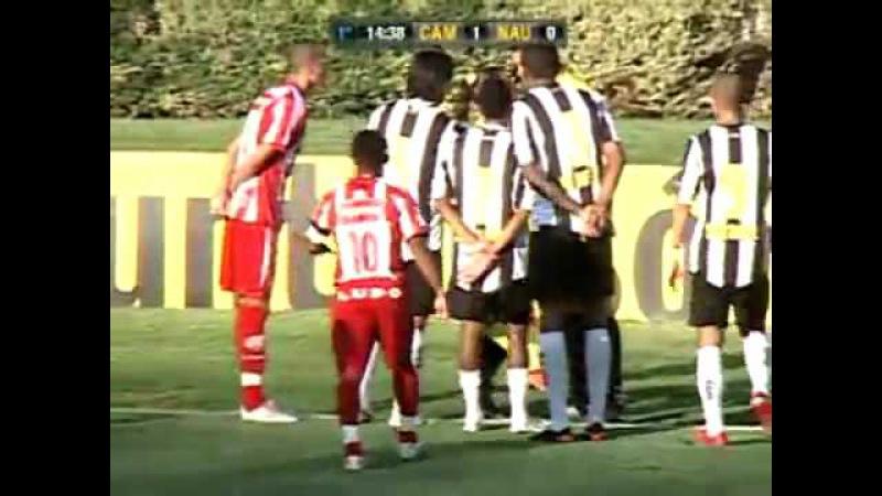 Atlético 3 x 0 Náutico ~ Brasileirão 14/06/2009