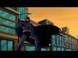 Batman. Песня ,,Серый цвет,синий цвет