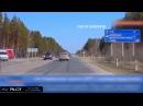 Психи на дорогах Авто аварии женщины за рулём