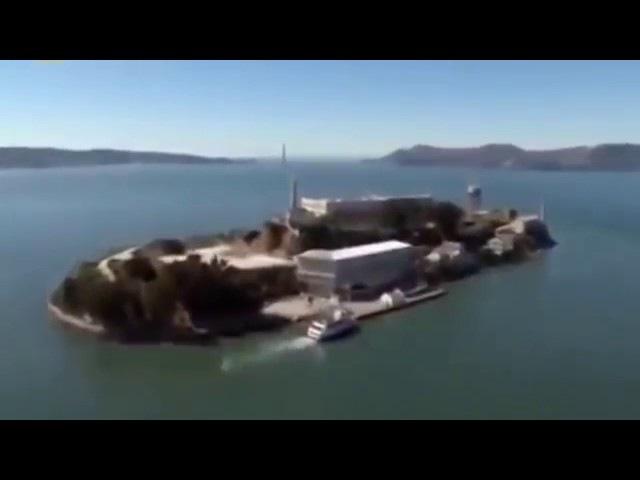 Уникальный побег из тюрьмы Алькатраса