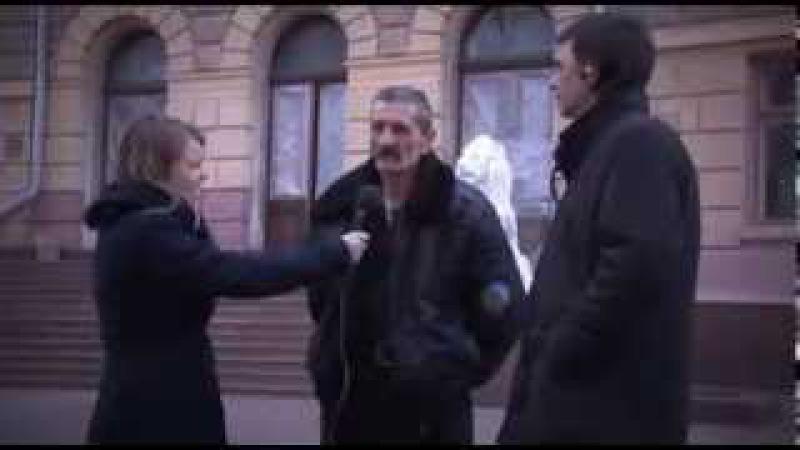 Бендеровские Черновцы Гонение русскоязычных в городе Ужасные кадры