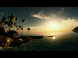 vr 360 4K beautiful sunsets in 360 virtual reality. (sunset in desert, ocean, canyon, beach, island)