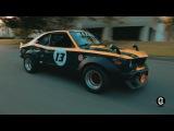 Chasing Js Feature Brett Stebel's 1974 Mazda RX3 20B Rotary
