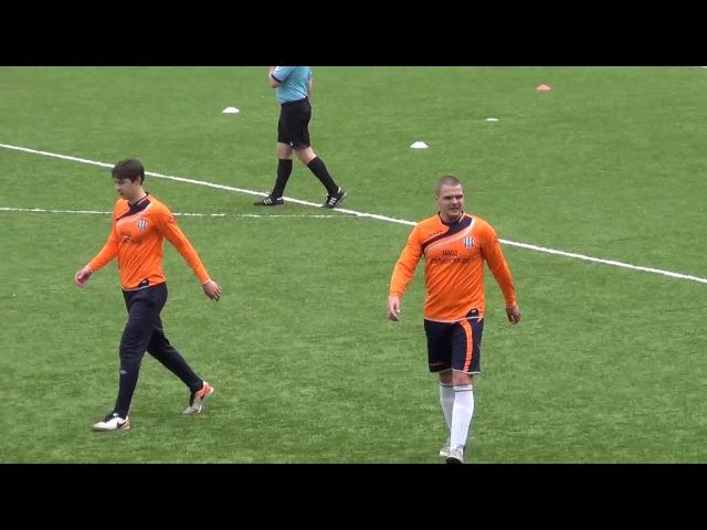 Зенит – Блэкпул - 7-4 (полный матч)