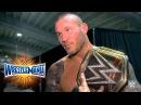 Randy Orton achieves his master plan at WrestleMania WrestleMania 4K Exclusive April 2 2017