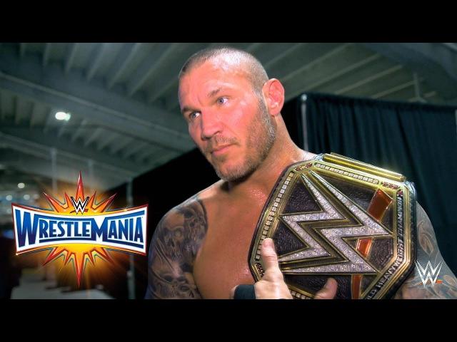 Randy Orton achieves his master plan at WrestleMania WrestleMania 4K Exclusive April 2 2017 смотреть онлайн без регистрации