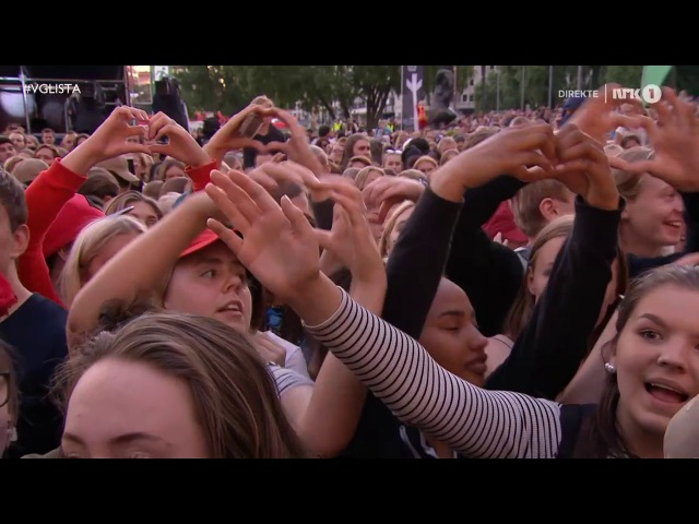Nico Vinz – Intrigued (Live at VG-lista 2017)