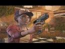 The Walking Dead Game Season 4 Confirmed Clementine Ending Scene in Season 3 Episode 5