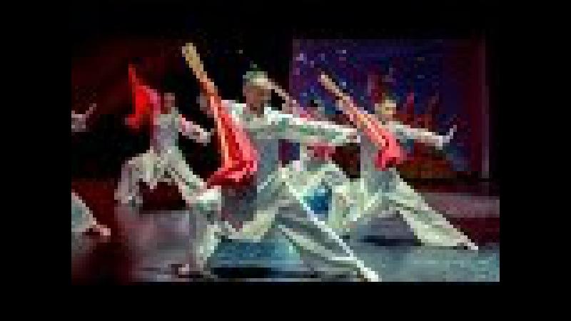 «Танцуют все!». Этнический танец. Бурятский национальный театр песни и танца «Ба...