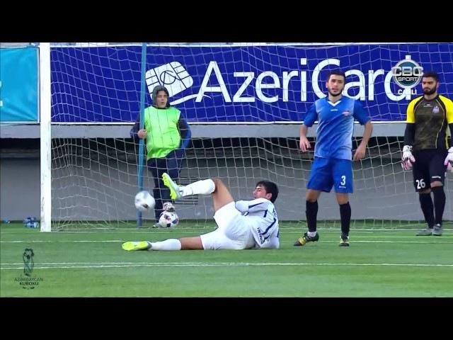 Azərbaycan Kuboku, 18 final, İnter 5-1 Qaradağ Lökbatan
