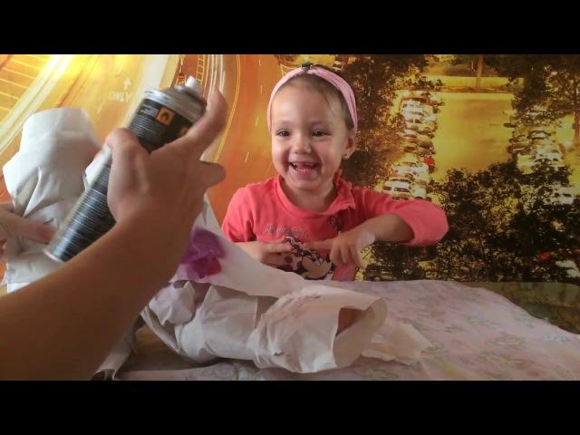 Первый Челлендж Мисс Жасмин Бэби Боны Мумии Challenge Mummy Baby Born