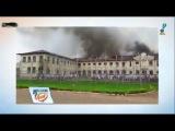 BAURU : FUGA DE 200 PRESOS CAUSA PANICO 24-01-2017