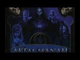Akem Manah - Demons of the Sabbat (official full album video) death doom metal