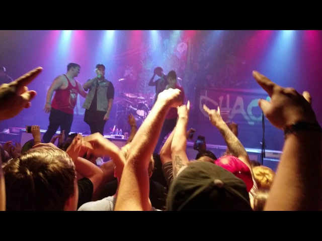 Two Fans Absolutely Kill It When ATTILA Invites Them on Stage to Perform PAYBACK