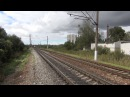 Электровоз ЭП20-038 с пассажирским поездом №104 Брянск - Москва