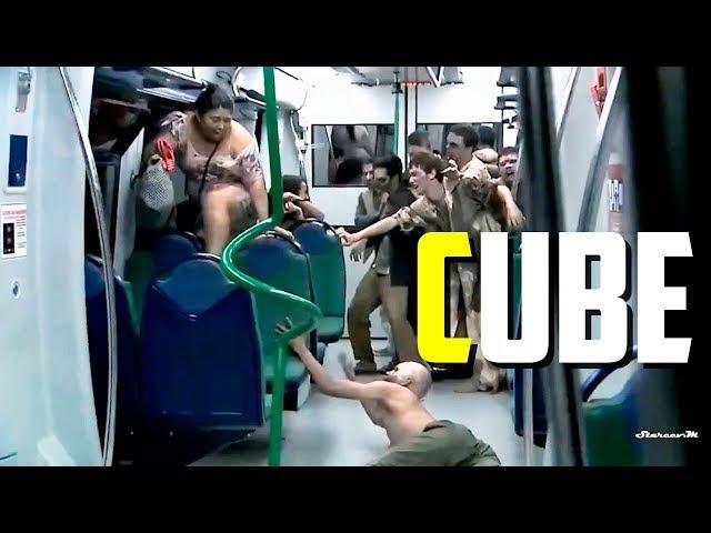 CUBE - КУБ - HYS | Нападения