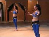 Лучшие кардио-упражнения для занятий дома: Танец Живота. Часть 1.