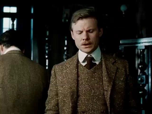 Шерлок Холмс и доктор Вакса переживают чёрную полосу в отношениях (RYTP)