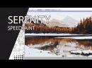 Speedpaint | Paint Tool SAI | Serenity