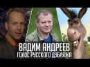 Вадим Андреев — Голос Русского Дубляжа ( 016)