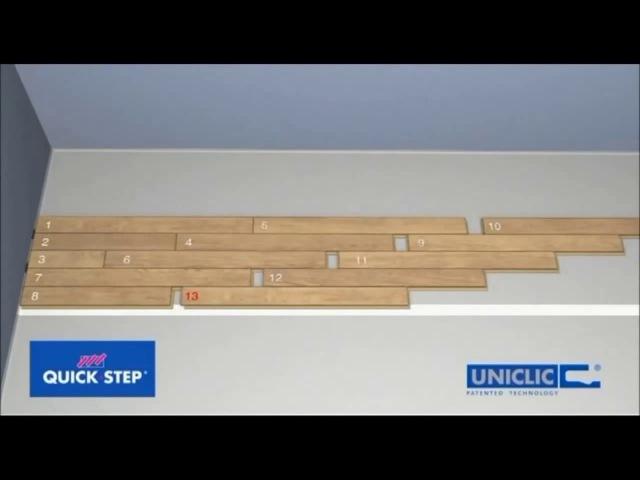 Инструкция по укладке ламинат Quick Step