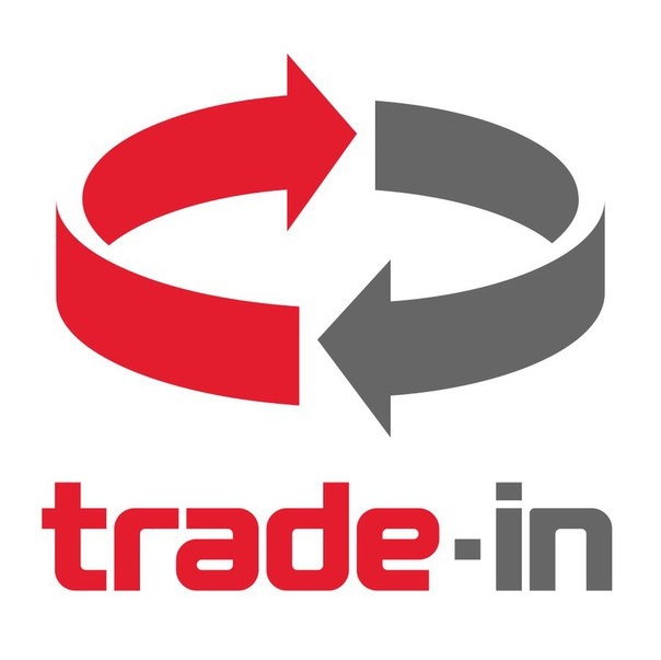 trade : an item of merchandise (such as an automobile or refrigerator) taken as payment or part payment for a purchase.