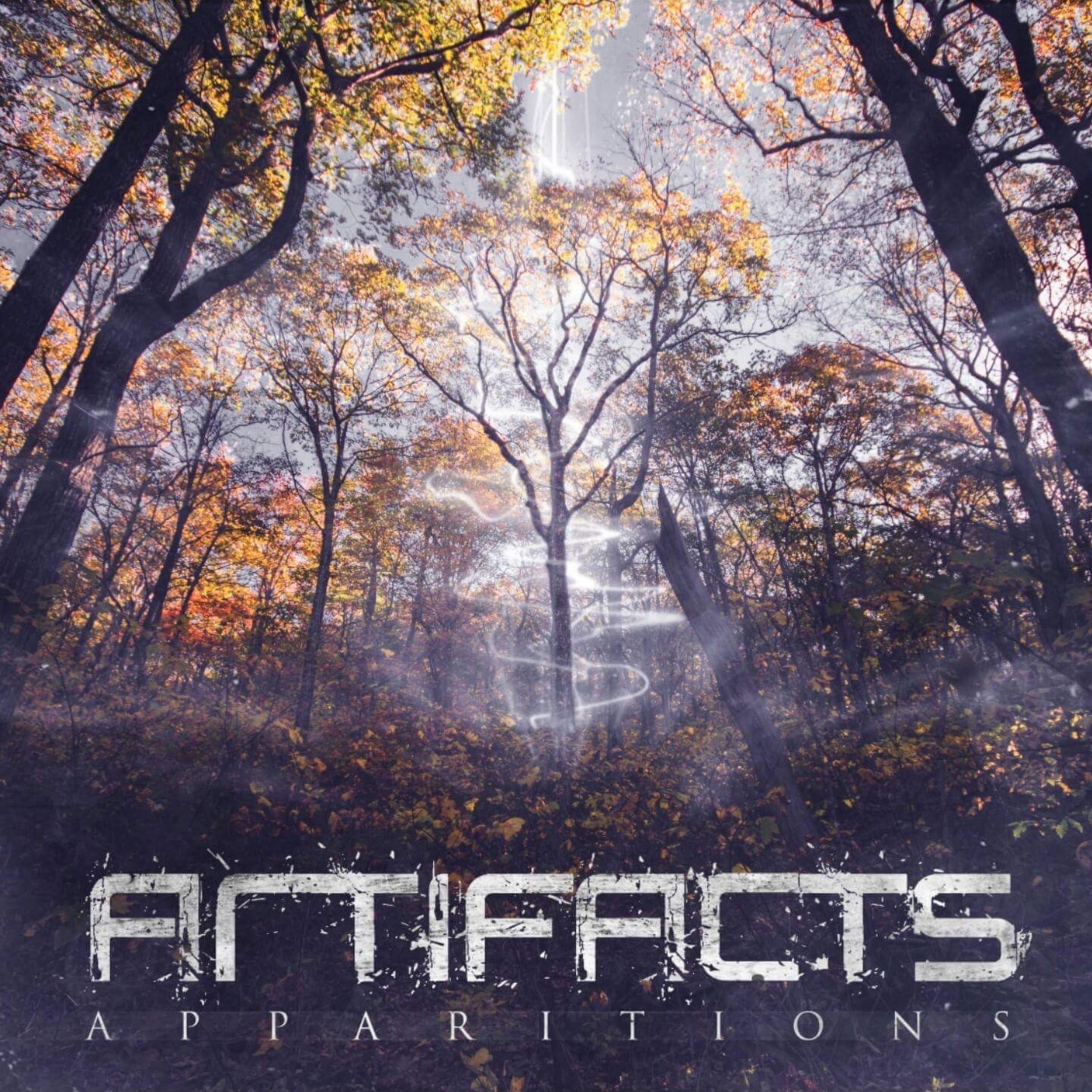Artifacts - Apparitions [EP] (2017)