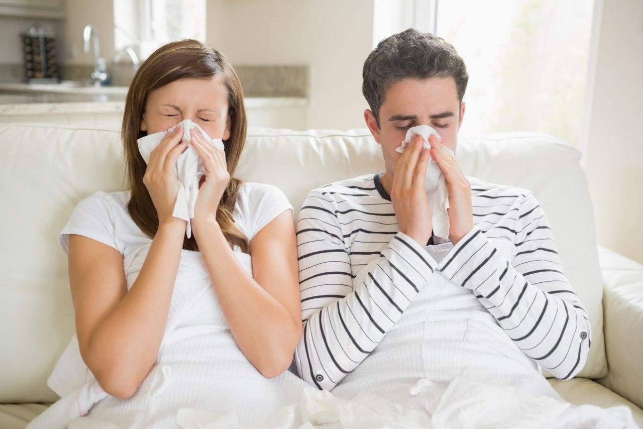 Лечение гриппа и простуды