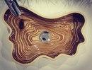 Наша деревянная раковина 'Cloud' в интерьере. Хотите больше? Заходите на www.theloftlab.ru