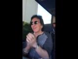Peter Criss sings 'Beth'