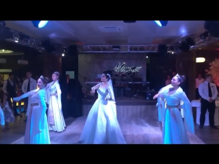 Традиционный Армянский танец невесты. Harsi par Иркутск